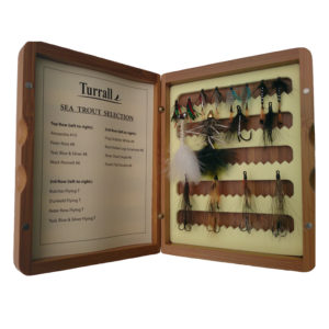 Bamboo Fishing Fly Selection - Sea Trout-0