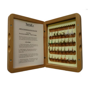 Bamboo Fishing Fly Selection - Summer Hatch Match-0