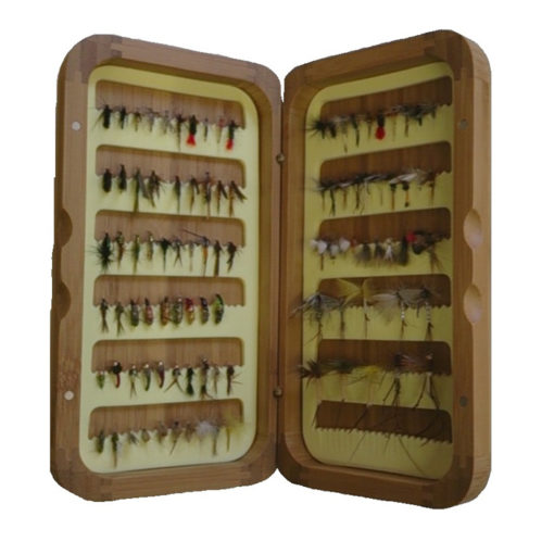 COMPLETE BAMBOO RIVER FLY SELECTION-0