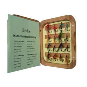Bamboo Fly Fishing Selection - Salmon Double-0