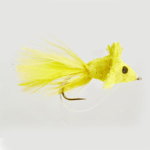 BASS BUGS-DIVER-YELLOW-0
