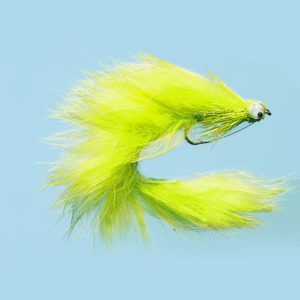 BASS BUGS-WATER PUP-CHARTREUSE-0