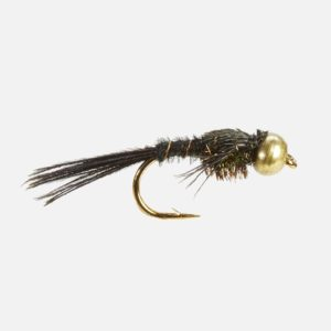 PHEASANT TAIL BLACK-0