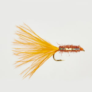 BRITE LITE MINI LURES-ORANGE-0