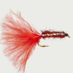 BRITE LITE MINI LURES-RED-0
