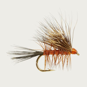 CADDIS (SEDGE)-BUCK CADDIS DARK-0