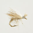 CADDIS (SEDGE)-ELK HAIR HI-VIS GREY-0