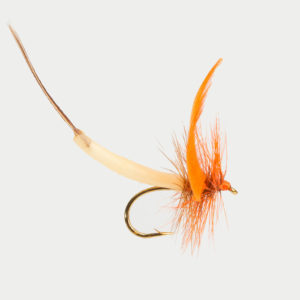 DETACHED MAYFLY-ORANGE DRAKE-0