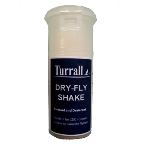 TURRALL DRY FLY SHAKE-0