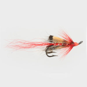 DOUBLE SALMON-ALLY'S SHRIMP-RED-0