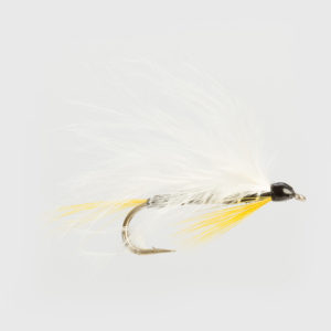 STREAMER / LURE-BLACK GHOST MARABOU-0