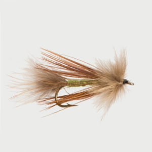 STREAMER/LURE-SPARROW OLIVE-0