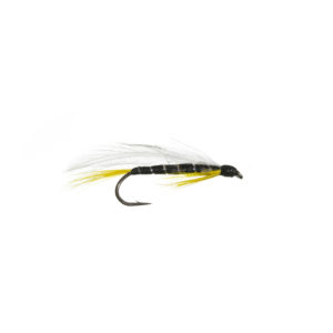 STREAMER / LURE-BLACK GHOST-0