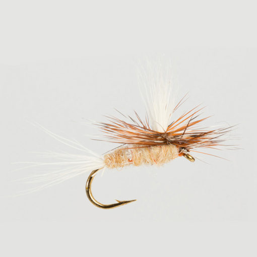 PARACHUTE-MARCH BROWN AMERICAN-0