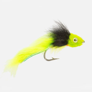 PIKE FLY-WIDOWER-CHARTREUSE-0