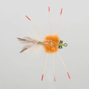 PREM SALTWATER-EPOXY RAG HEAD CRAB-0