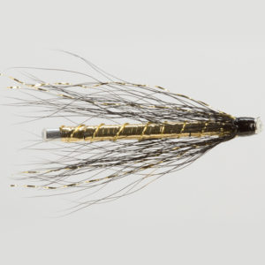 SEA TROUT TUBE-GOLD-0
