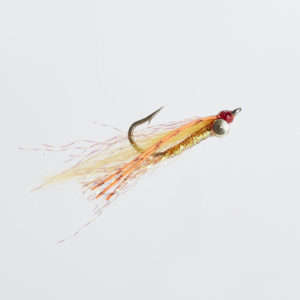 SALTWATER-CRAZY CHARLIE LEGS ORANGE-0