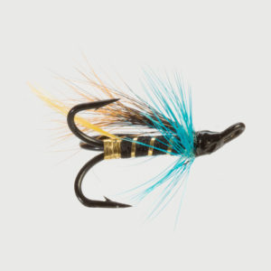 SALMON TREBLE-BLUE CHARM-0
