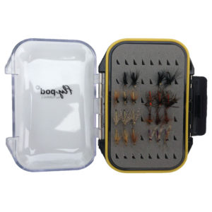 FLY POD SELECTION-English Soft Hackle Spiders-0