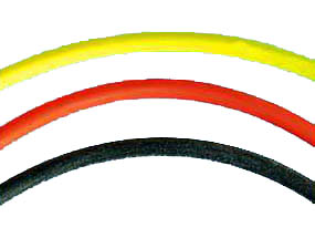 Turrall tube fly connection black