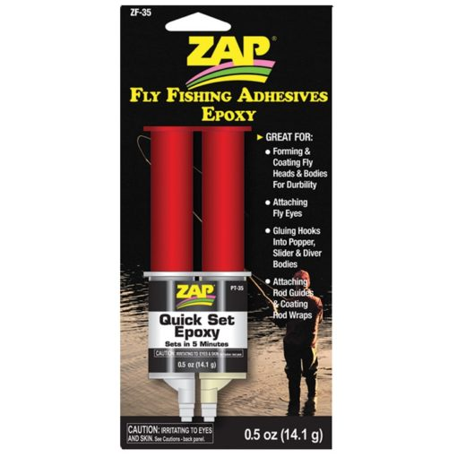 ZAP A GAP QUICK SET EPOXY-0