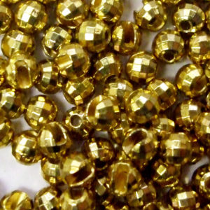 DIAMOND GOLD - TUNGSTEN BEAD -0