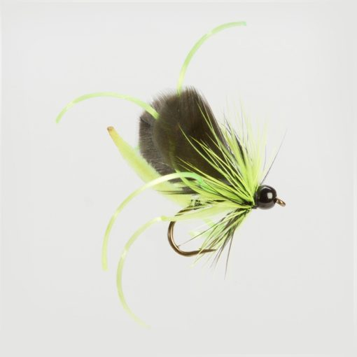 DADDY LONG LEGS-RUBBER LEGS CHARTREUSE-0