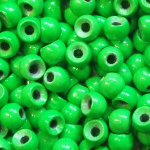 Beads Tungsten - Flu. Green-0
