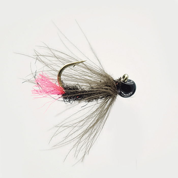 Tungsten Off Bead Nymphs