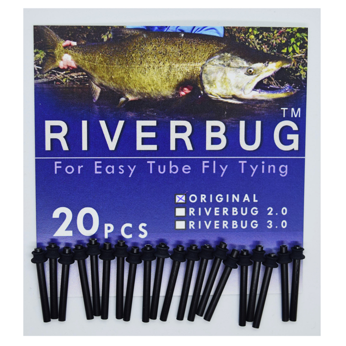 RIVERBUG FISHING FLY TUBES1